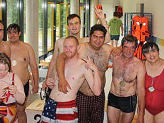 20 Jahre Schwimmfest in Holnstein