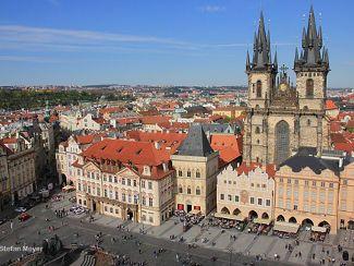 Theynkirche in Prag