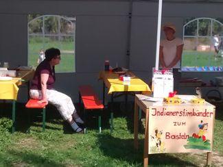 Offene Hilfen beim Kinderbürgerfest in Neumarkt