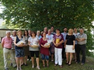 Ehrungen und Verabschiedungen der Regens-Wagner-Schule Lauterhofen