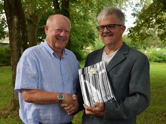 Regens Wagner Fachschule verabschiedet Dr. Brandl