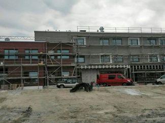 Update: Bauverlauf Fachschule