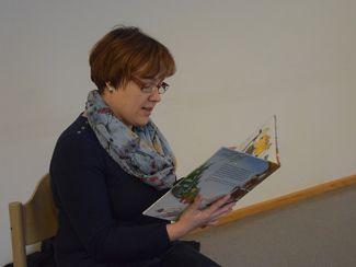 Vorlesestunde mit Barbara Lautenschlager