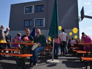 Tag der offenen Tür im Neubau der Offenen Hilfen und der Regens-Wagner-Schule Neumarkt