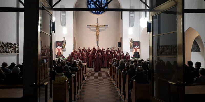 Gospel Feeling begeisterte bei Regens Wagner