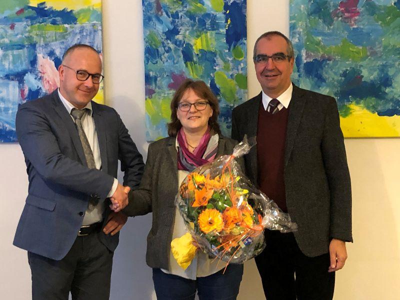 Neue stellvertretende Gesamtleitung für Regens Wagner Lauterhofen