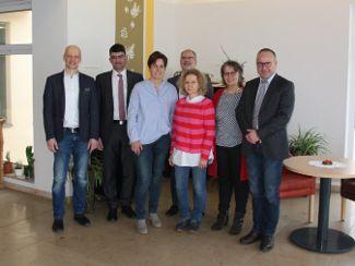 Gesprächsrunde mit Außensprechstunde in Freystadt