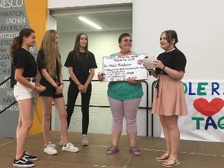 Toleranztag des Ostendorfer Gymnasiums - Träume werden wahr