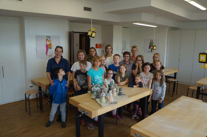 Aktionstage für Kinder mit und ohne Handicap bei Regens Wagner in Neumarkt