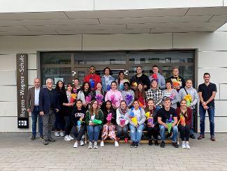 Start der Ausbildung Heilerziehungspflege 2021 an der Fachschule
